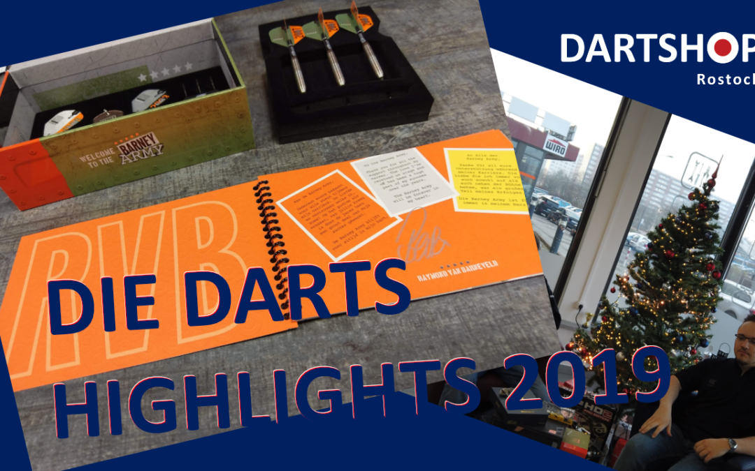 Unsere Darts Highlights 2019