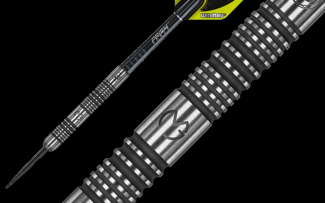 Winmau MvG Authentic Steel